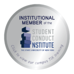 Student Conduct Institute Logo and link